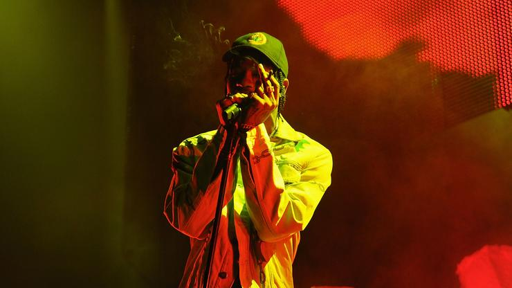 """Travis Scott Pulls Up On The Weeknd In Toronto For Possible """"The Dawn"""" Collaboration"""