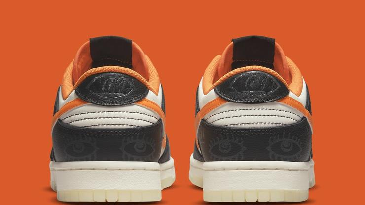 """Nike Dunk Low """"Halloween"""" Coming Soon: Official Photos"""