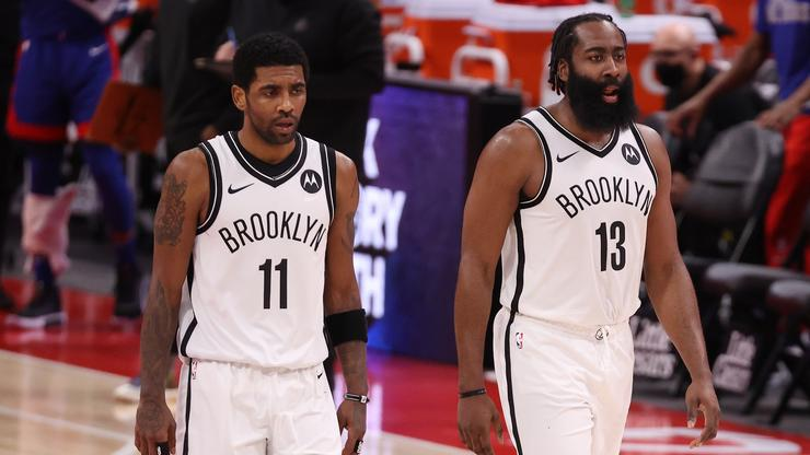James Harden Gives His Thoughts On Kyrie Irving Situation