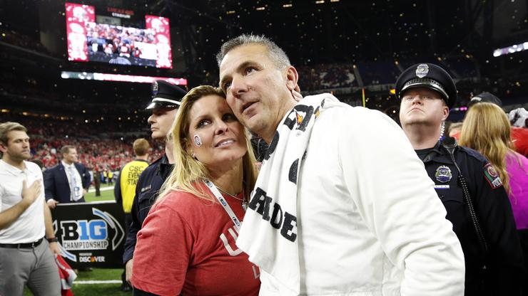 Urban Meyer's Wife Issues Statement On Viral Video