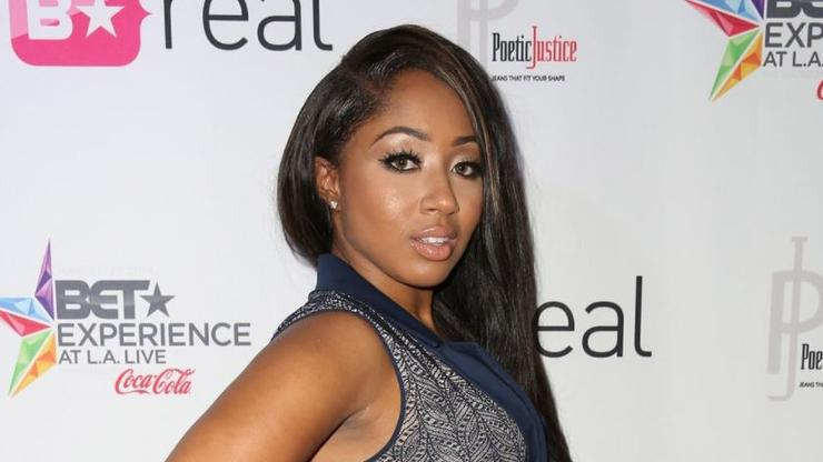"""Brittish Williams, Former """"Basketball Wives"""" Star, Arrested On Bank & Wire Fraud Charges: Report"""