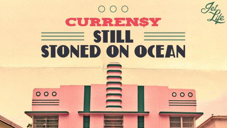 """Curren$y Keeps It Moving With New Album """"Still Stoned On Ocean"""""""
