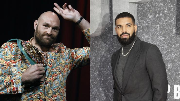 Drake Sends A Message To Tyson Fury Ahead Of His Fight With Deontay Wilder