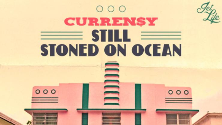 """Curren$y & Jim Jones Rise Above The Hate On """"The Beach"""""""
