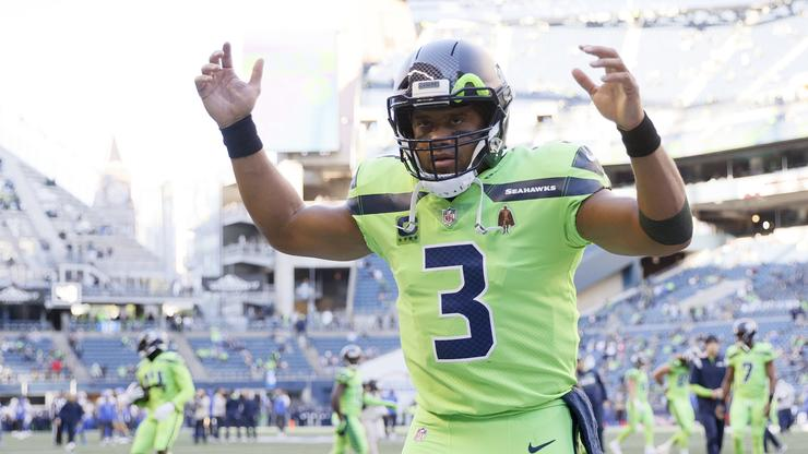 Russell Wilson Gets Positive Injury Update