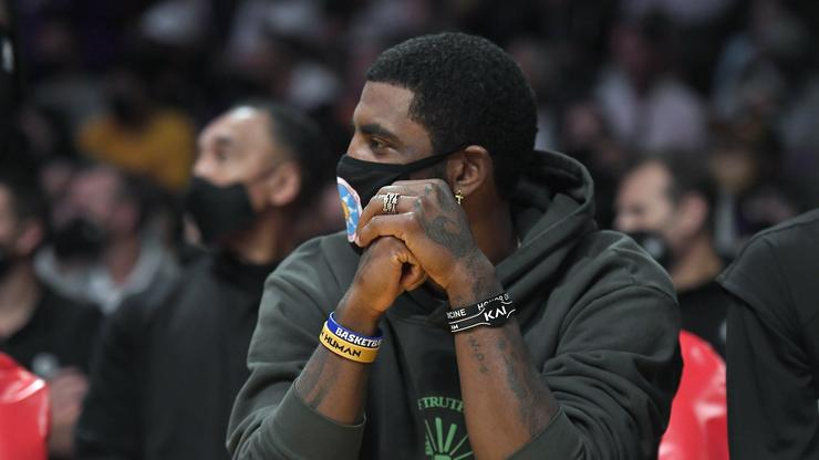 Kyrie Irving Ripped By Raja Bell Over Vaccine Hesitancy