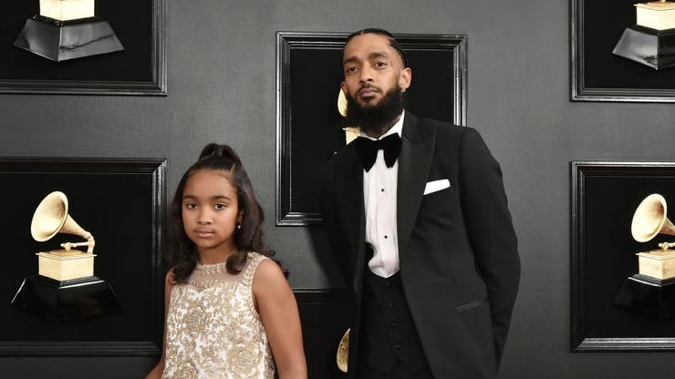 Nipsey Hussle's Daughter Emani Shows Off Her Beautiful Singing Voice
