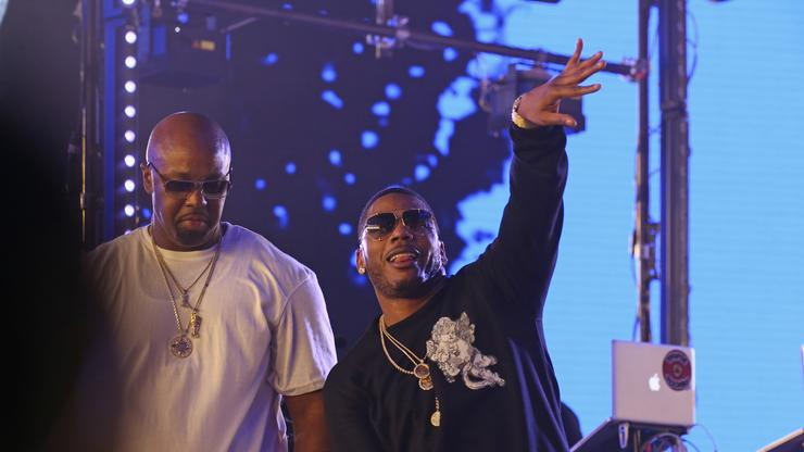 """St. Lunatics' Ali Claims Credit For Nelly's Diamond-Selling """"Country Grammar"""""""