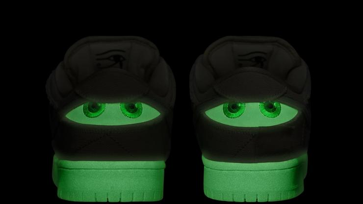 """Nike SB Dunk Low """"Mummy"""" Coming In Time For Halloween: Photos"""
