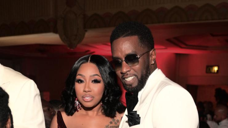 Diddy Publicly Lusts Over Yung Miami Amid Joie Chavis Romance Rumors