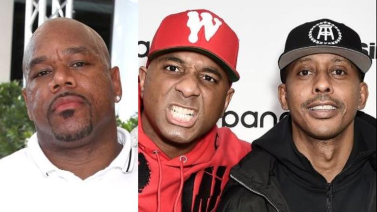 Wack 100 Gets Checked By Wallo & Gillie Da Kid Over Meek Mill Beef