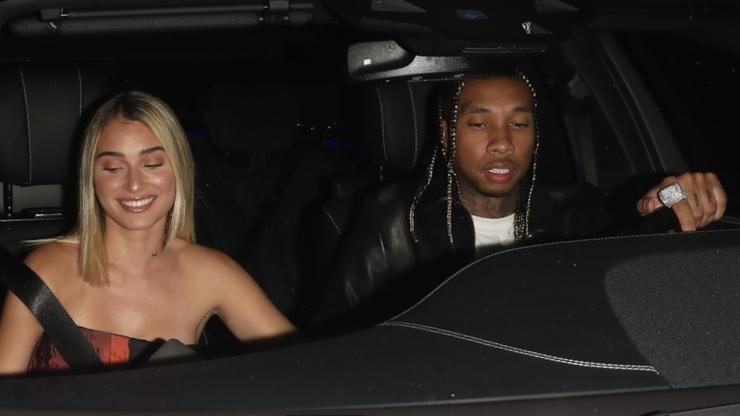 Tyga Cooperating With Police After Being Accused Of Assaulting Ex-GF: Report