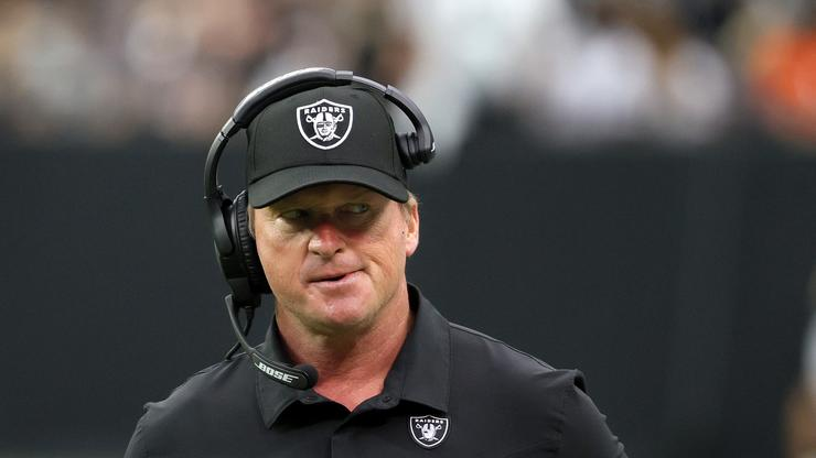 Jon Gruden Resigns From Raiders After Racist, Homophobic, Sexist Emails Surface