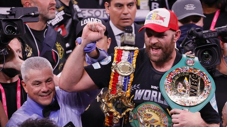 Tyson Fury N-Word Video Resurfaces After Victory Over Deontay Wilder