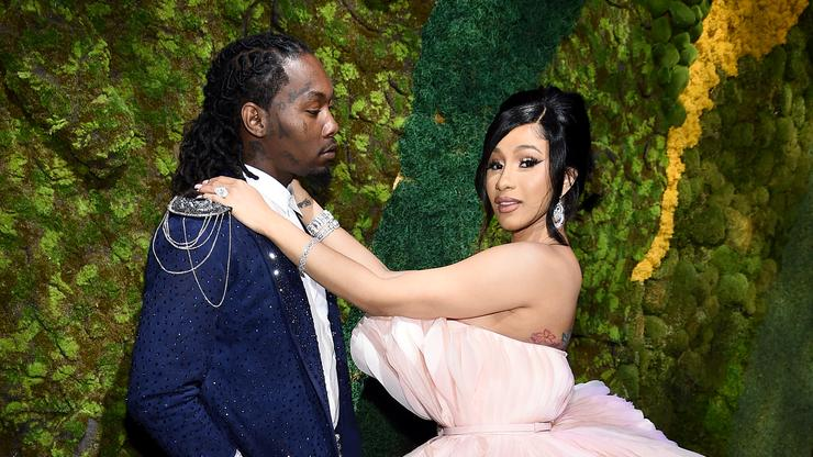 Cardi B Shows Off DR Home Offset Gifted Her For 29th B-Day