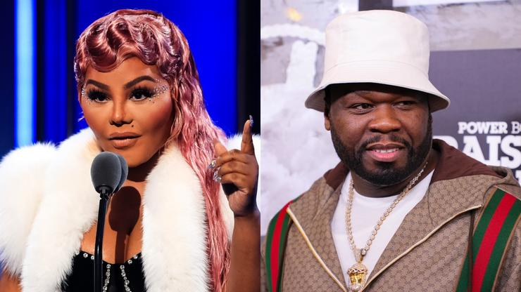 """Lil' Kim Fires Back At """"Obsessed"""" 50 Cent: """"This Is Getting Creepy"""""""