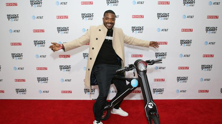 Ray J Discharged From The Hospital Following Battle With Pneumonia