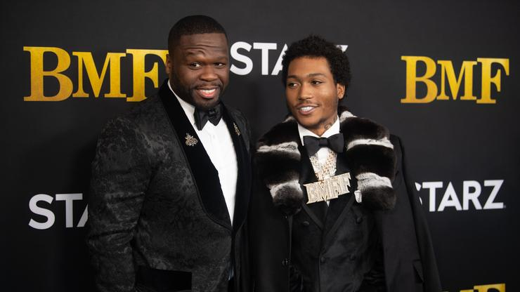 """Big Meech Told 50 Cent Casting His Son For """"BMF"""" Brought Them Closer"""