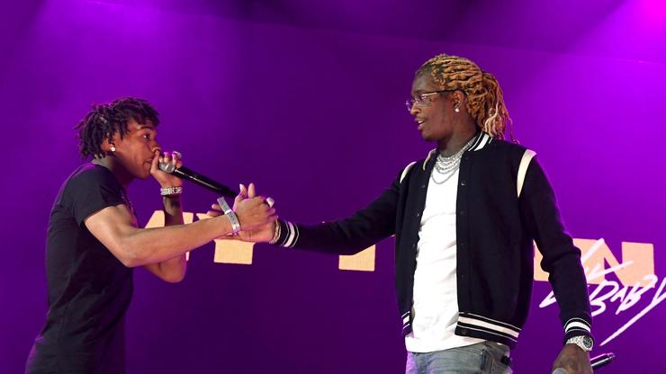 Young Thug Issues Warning To Lil Baby's Opps