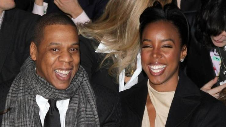 Jay-Z Was Happily Surprised To Run Into Kelly Rowland & Fans Think It's Heartwarming