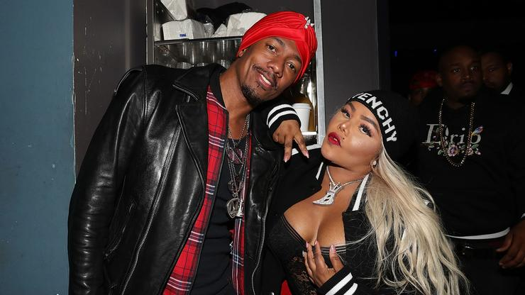 """Lil Kim Call Nick Cannon """"One Of My Best Friends,"""" Reveals He's Her Manager"""