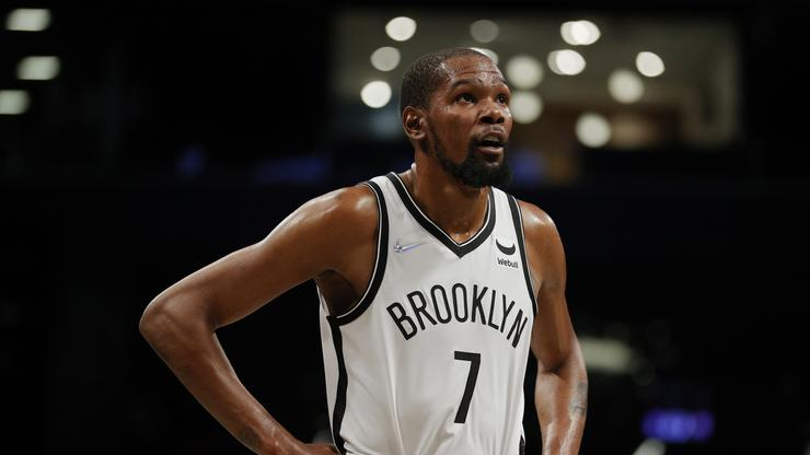 Kevin Durant Reacts To The Ongoing Kyrie Irving Situation