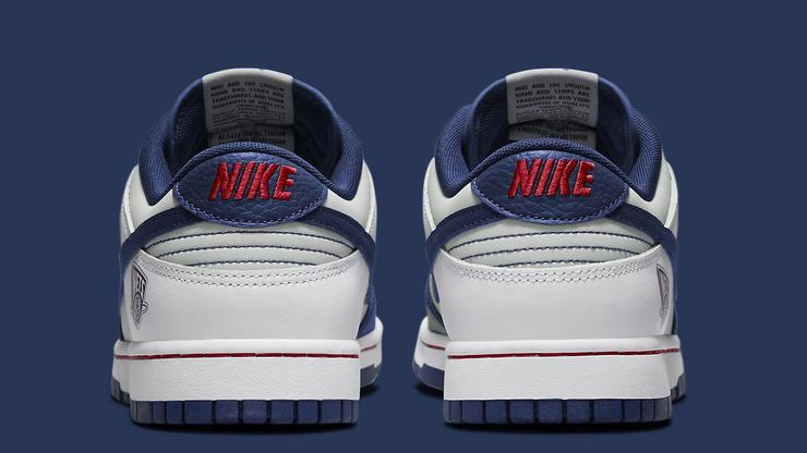 """NBA x Nike Dunk Low """"Nets"""" Receives An Official Release Date"""