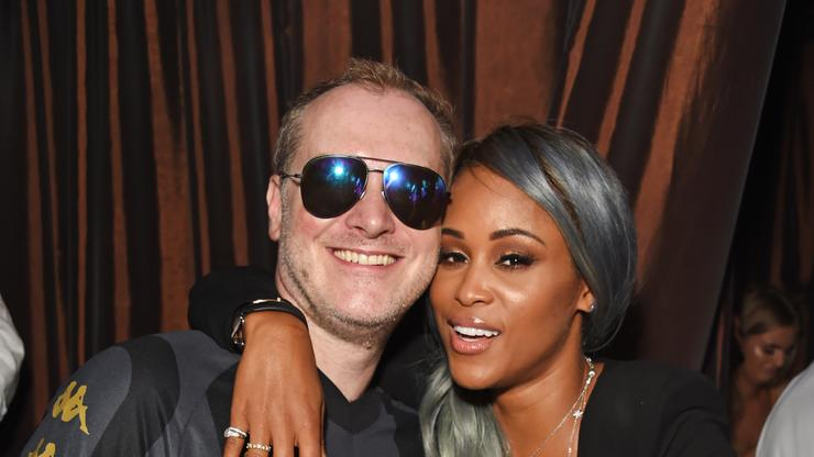 Eve & Maximillion Cooper Announce They're Expecting First Child Together