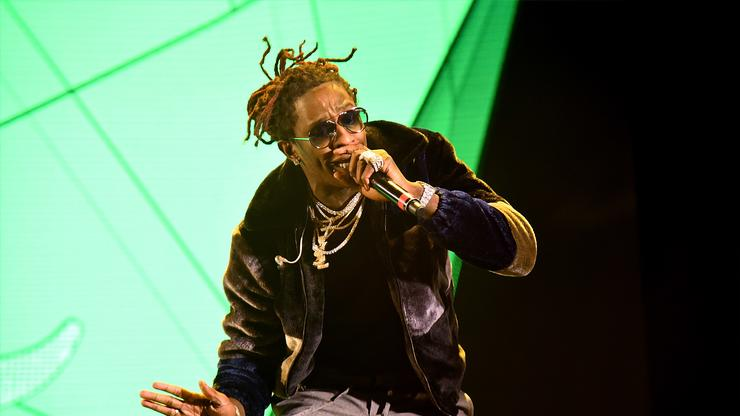 Young Thug Sues Luxury Apartment After Employee Gives His Bag To Stranger: Report