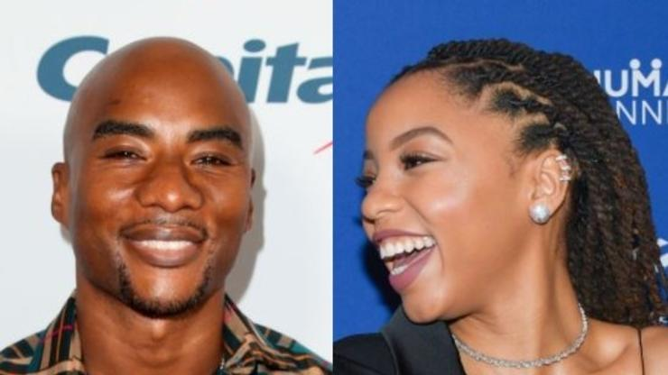 Charlamagne Tha God Forgot That He & Chlöe Are Cousins