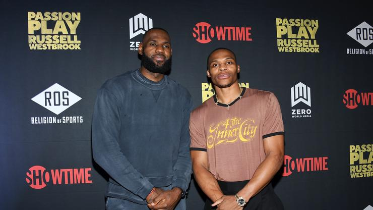 LeBron James Offers High Praise For New Lakers Rookie