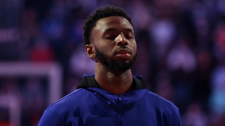 Steve Kerr Claims Andrew Wiggins' Conditioning Is Lagging Behind