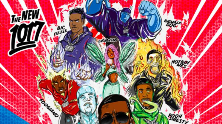 """Gucci Mane & Big Scarr Go Off The Dome On """"Freestyle"""""""
