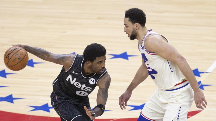 Kyrie Irving & Ben Simmons Ranked Most Hated Amongst Fans