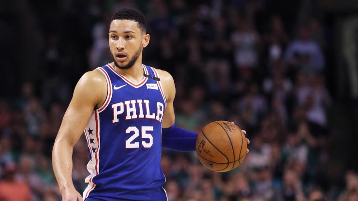 76ers Suspend Ben Simmons After He Gets Thrown Out Of Practice