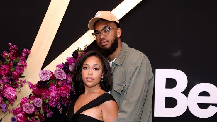 Karl-Anthony Towns Reveals How Jordyn Woods Helped Him Cope With His Mom's Death