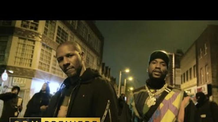 """Meek Mill & Giggs Link Up In London For The """"Northside Southside"""" Video"""