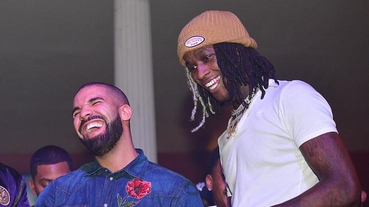 Young Thug Neck-And-Neck With Drake For #1 Album Next Week