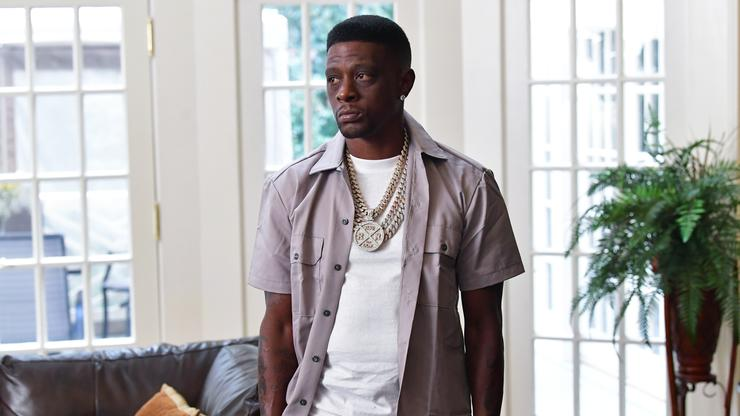 """Boosie Badazz Says Claims That Yung Bleu Didn't Re-Sign With Him Is """"Not Accurate"""""""