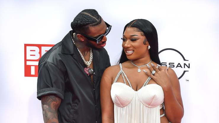 Pardison Fontaine Ices Out Megan Thee Stallion For Their Anniversary