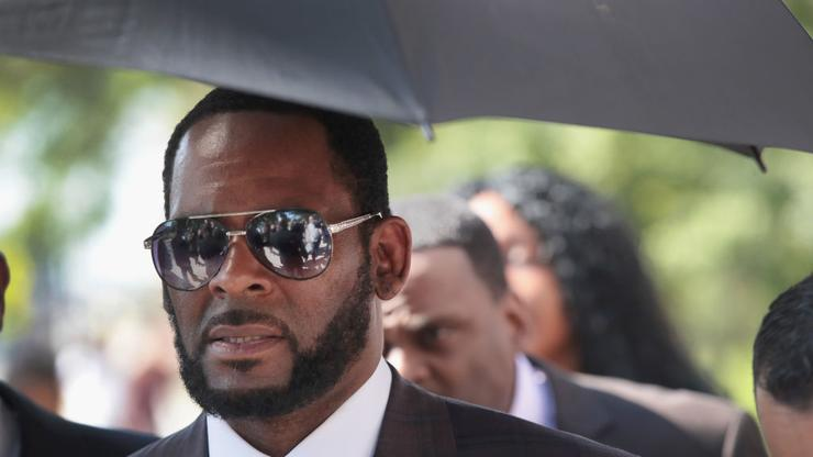 R. Kelly Placed On Suicide Watch: Report