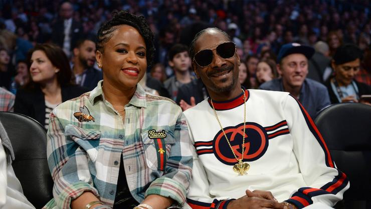 Snoop Dogg Celebrates 30 Years With His Wife Shante Broadus