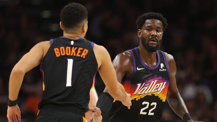 Deandre Ayton Reacts To Failed Contract Talks With The Suns