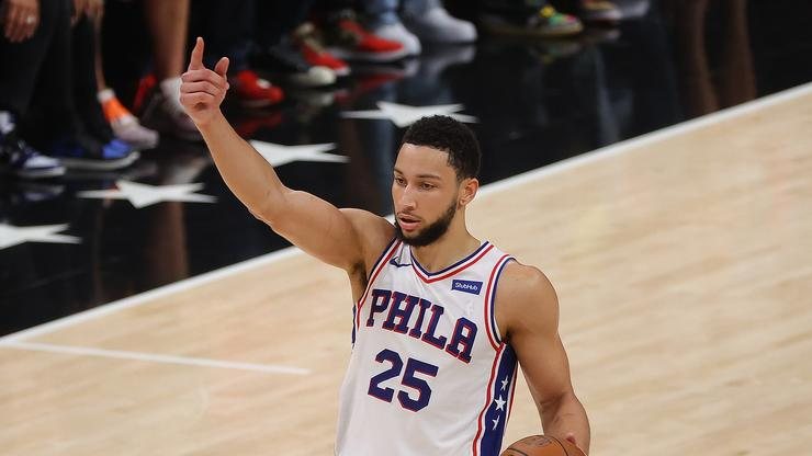 """Ben Simmons """"Not Mentally Ready To Play,"""" Fans React"""