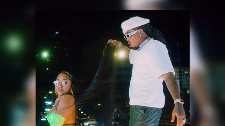 """Quavo & Yung Miami Drop It Low In FreakNik-Inspired Visual To """"Strub The Ground"""""""