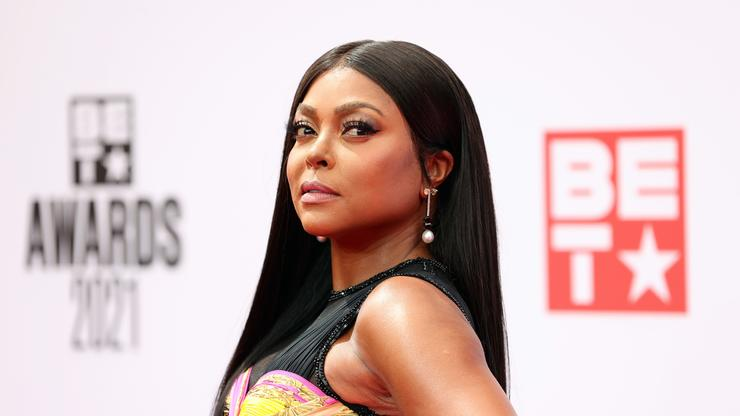 """Taraji P. Henson Is """"Missing A Piece"""" Of Her Lip Because Of Domestic Violence Incident"""