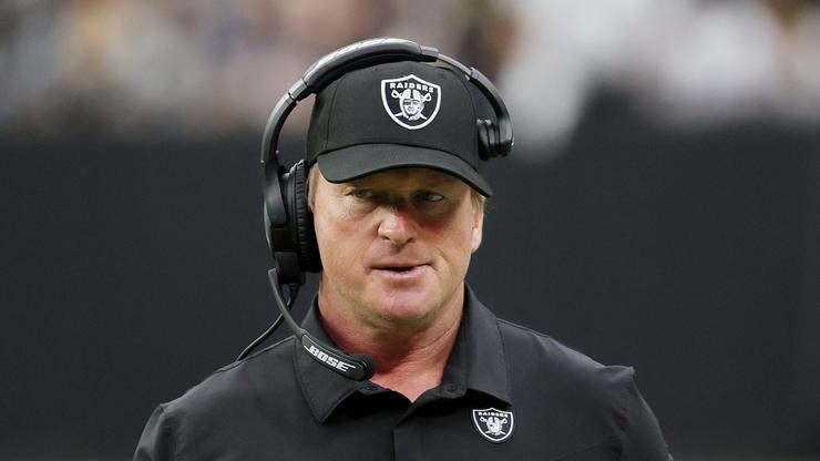 """Congressman Says Jon Gruden's Emails Might Only Be """"Tip Of The Iceberg"""""""