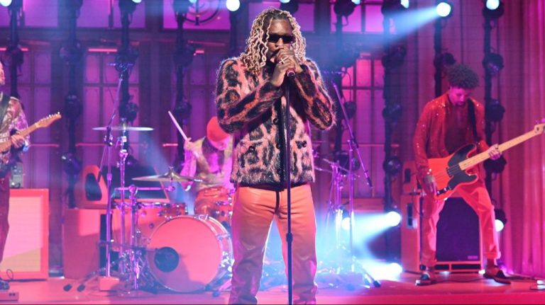 """Young Thug Performs """"Tick Tock"""" And """"Love You More"""" On 'SNL' – VIBE.com"""
