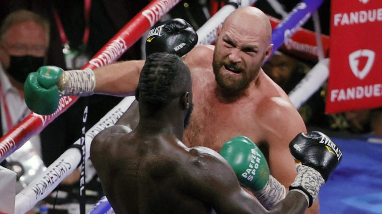 Tyson Fury Dominates Deontay Wilder To End Epic Heavyweight Trilogy – VIBE.com