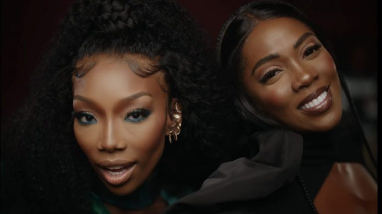 """Tiwa Savage's Joined By Brandy For """"Somebody's Son"""" Video: Watch – VIBE.com"""